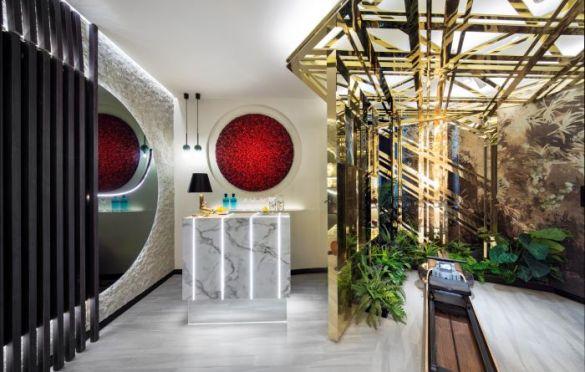 Casa Decor 2021. Espacio Pure Fitness por Estudio EEBA. Luis Hevia