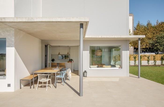 exterior casa prefabricada