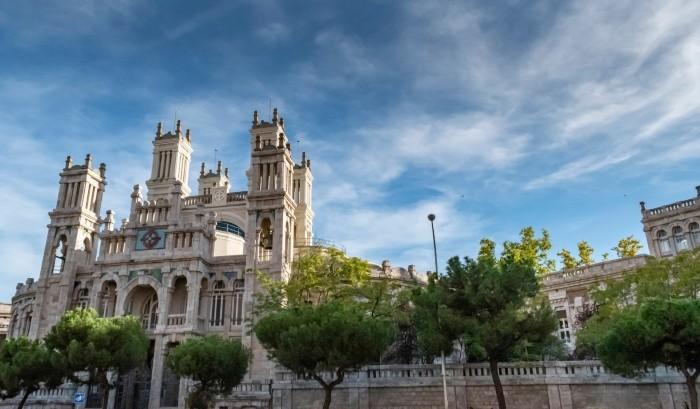 palacio maudes chamberi madrid