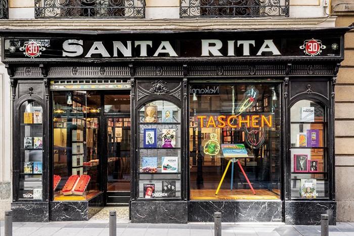 Taschen abre en Barcelona una tienda por tiempo limitado