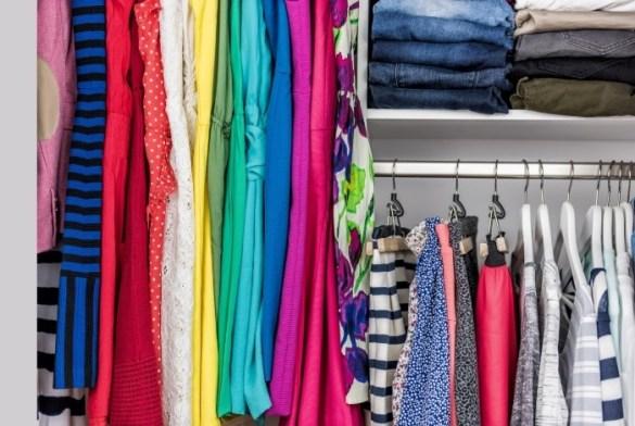 orden ropa armario
