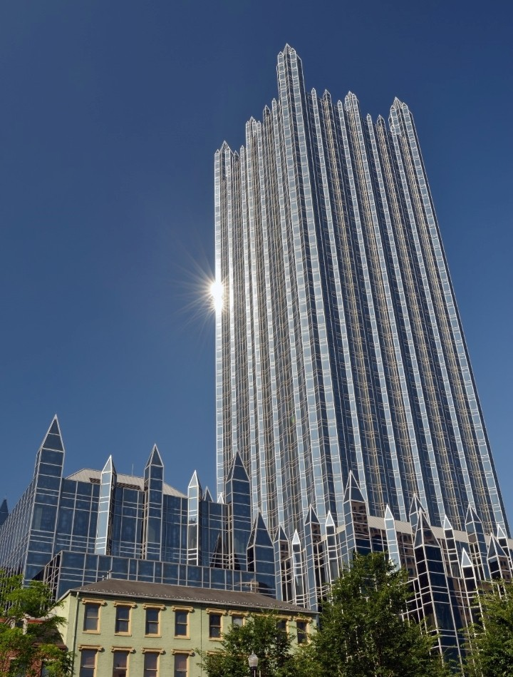 rascacielos vidrio philip johnson