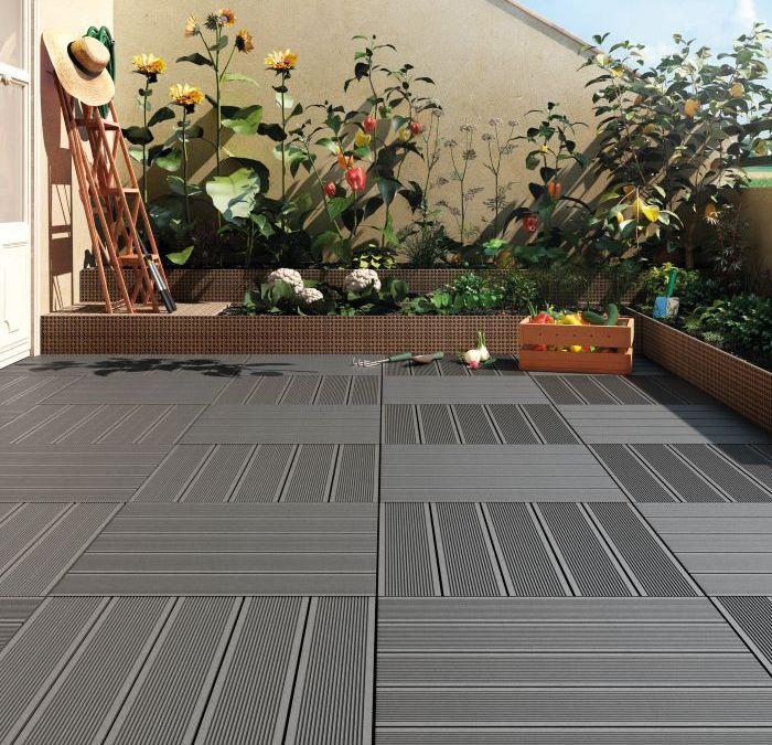 ¿Cómo cubrir el suelo de tu terraza o jardín?