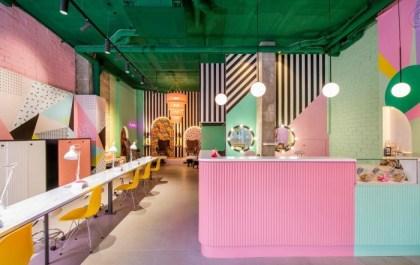 interior the beauty bar