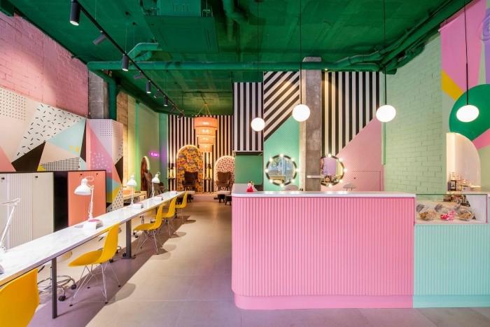 The Beauty Place: un espacio Art Decó para cuidarte