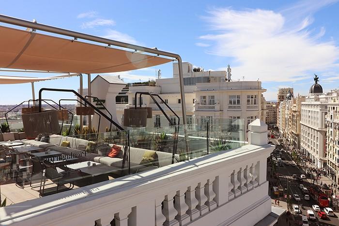 terraza madrid