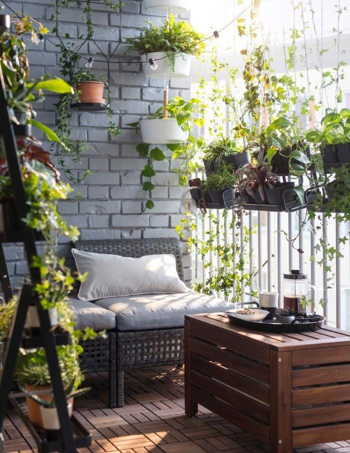 Banco para jardín o exteriores IKEA