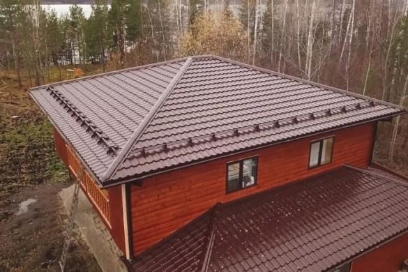 Gran casa de pueblo con tejado reformado impermeabilizado