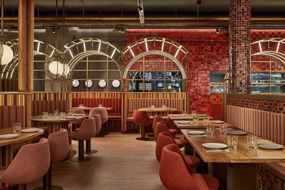 restaurantes creativos modernismo