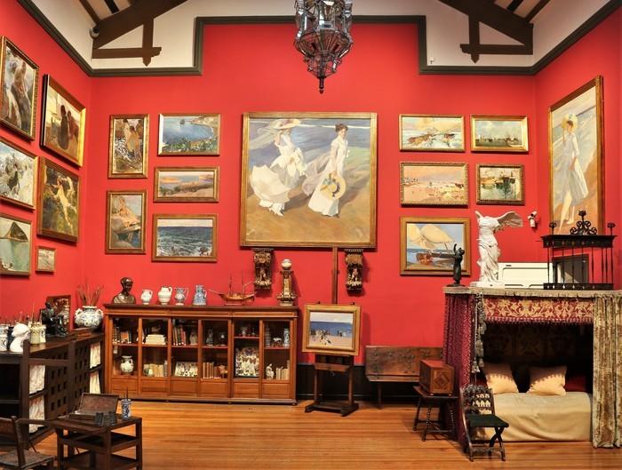 Museo Sorolla. El hogar en Madrid del pintor del Mediterráneo