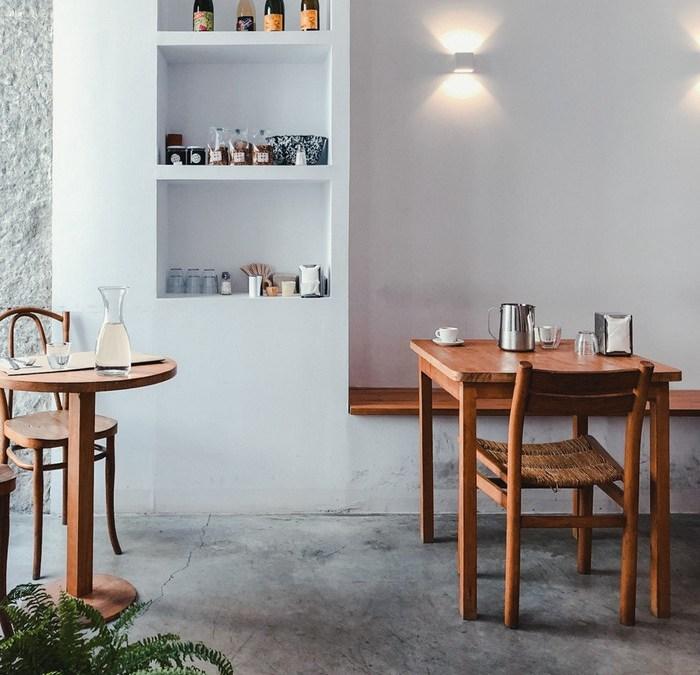 Cafetería Hermanas Arce. Un llamamiento a los amantes de la cocina sana
