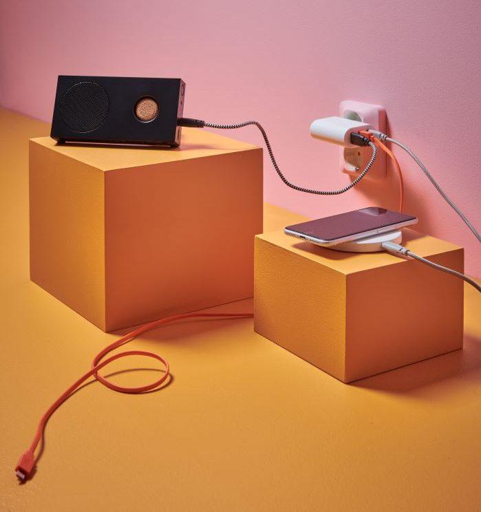 cargador-inalambrico-IKEA para la vuelta al cole 2021