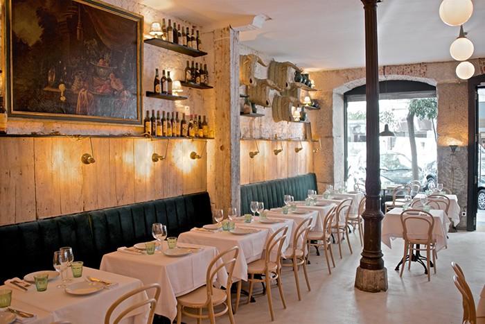El Perro y La Galleta, un restaurante con esencia clásica muy actual