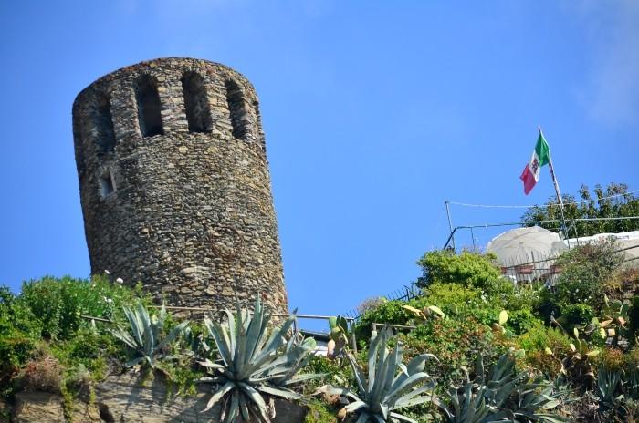 alojamiento torre vernazza