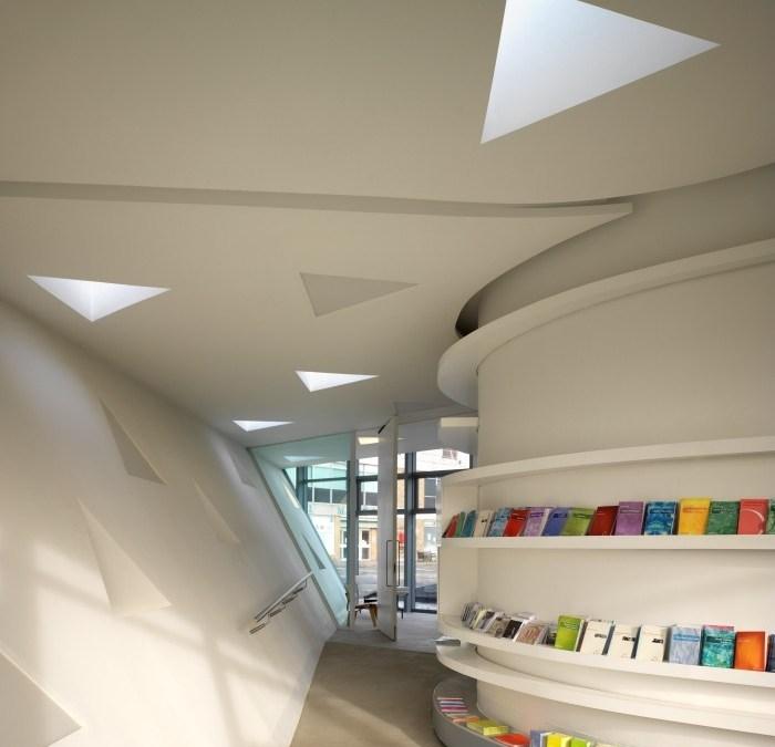 Arquitectura al servicio del bienestar: Maggie's Centre Fife