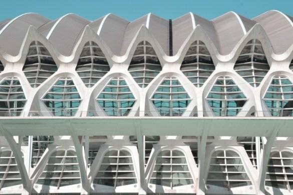 arquitectura valencia calatrava