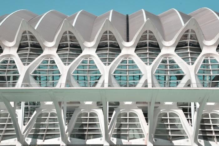 Ciudad de las Artes y las Ciencias, la arquitectura más futurista de Valencia
