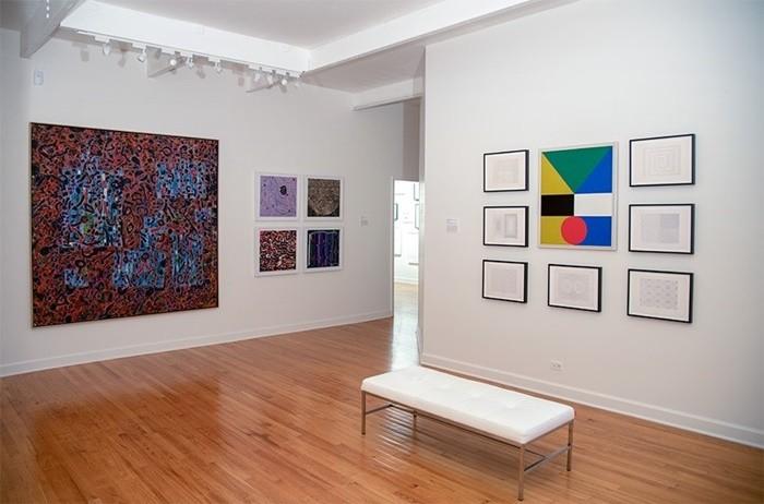 sala arte banco expo
