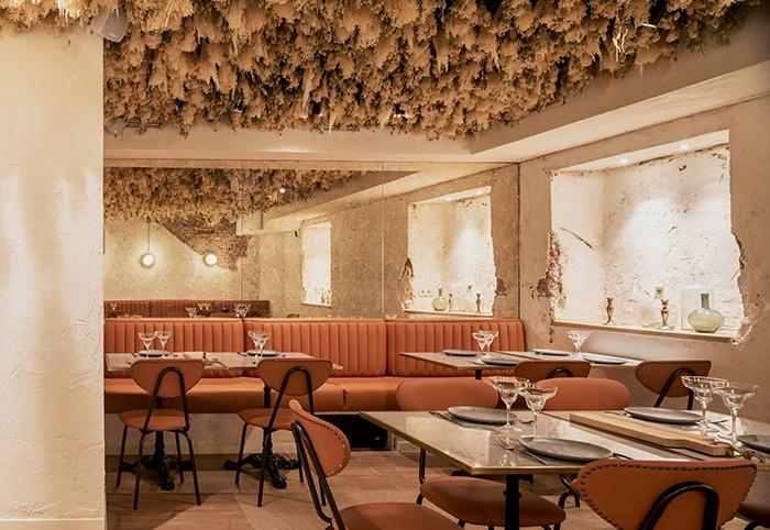 espacio restaurante madrid