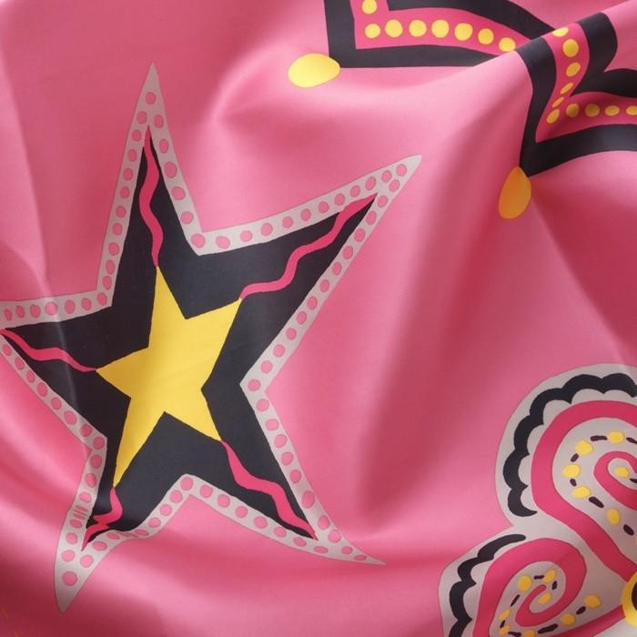 tela estampada estrella