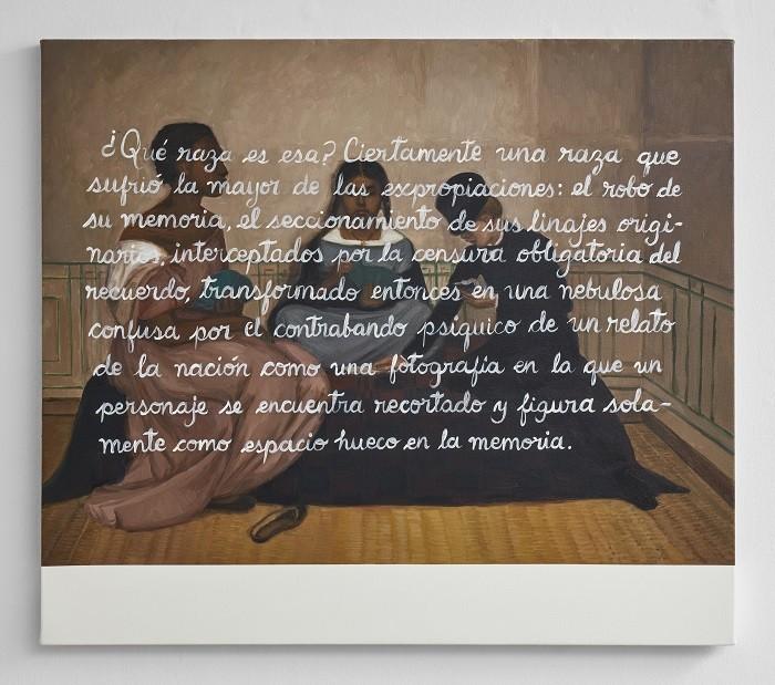 Exposición sala Alcalá 31 por Sandra Gamarra
