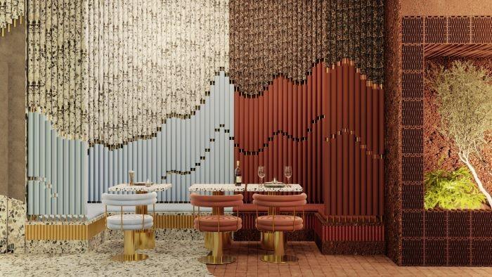 Restaurante proyecto de Masquespacio