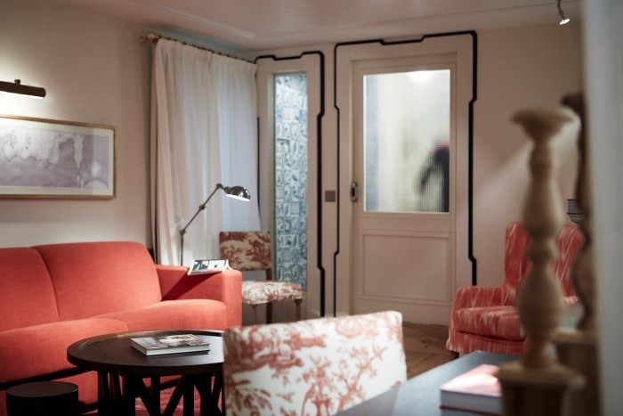 habitacion hotel cort