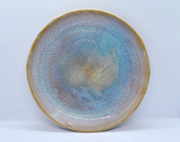 plato ceramica decorativo
