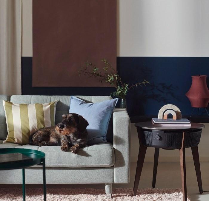 Artículos de climatización de la gama Ikea Home Smart, una forma más inteligente de refrescar el ambiente