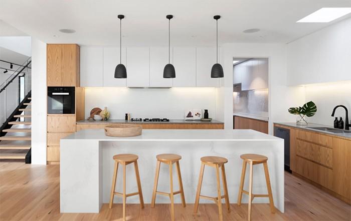 Pasos para diseñar una cocina a medida