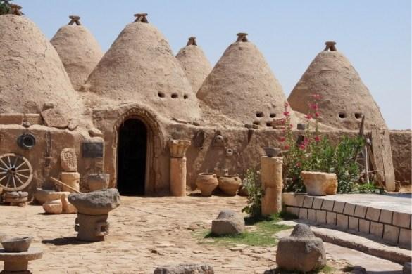 arquitectura vernacula turquia