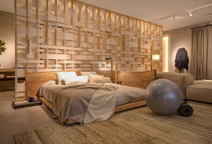 diseño de dormitorio en interihotel