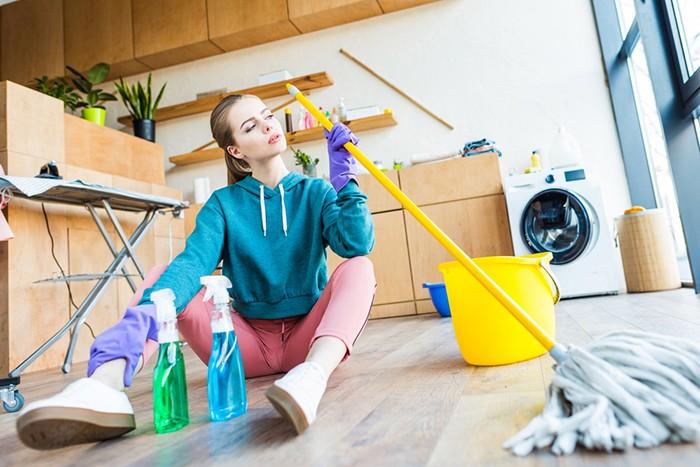 Oosouji, el método japonés para hacer fácilmente la limpieza de casa