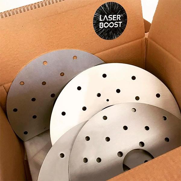 La técnica eficiente y económica para fabricar piezas: corte por láser