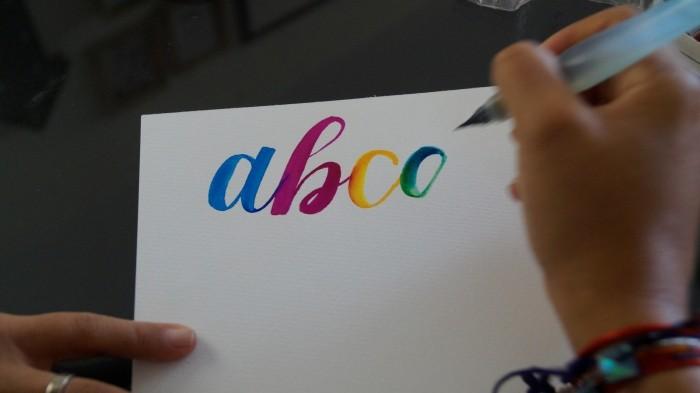 ejemplo prueba abecedario