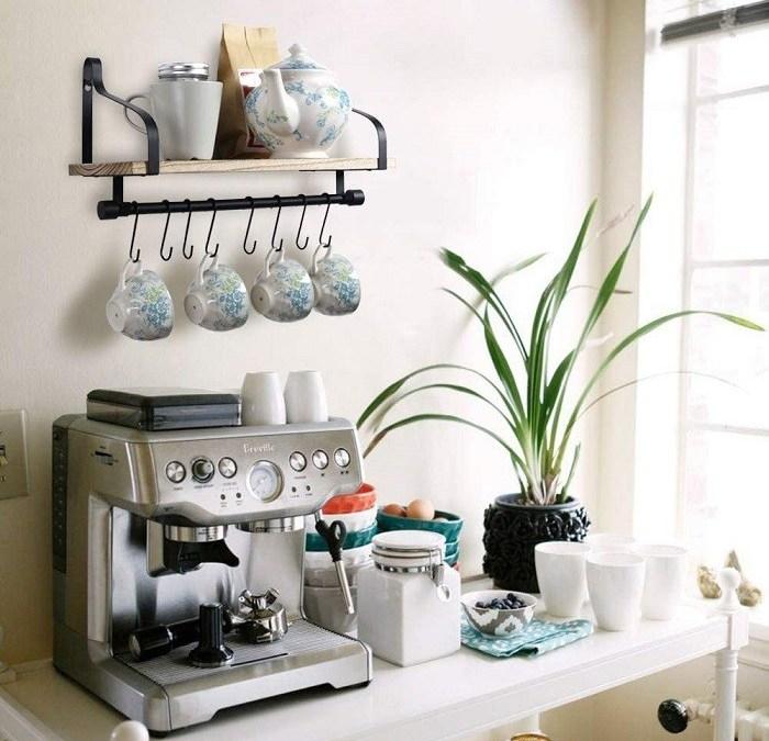 Ideas para crear un rincón de café para disfrutar en tu casa