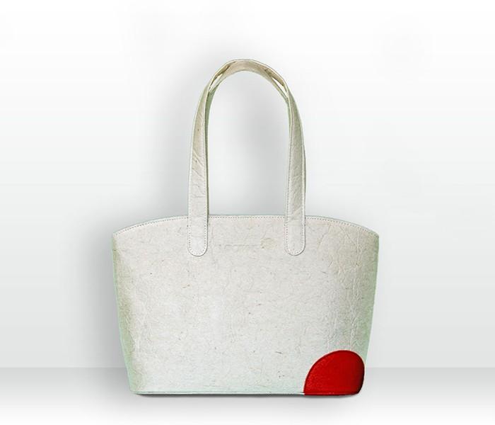 bolsos diseño blanco