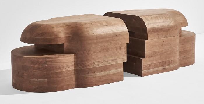 Figura en madera para Discovered