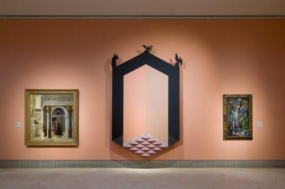 Walid Raad en el Museo Thyssen Bornemisza