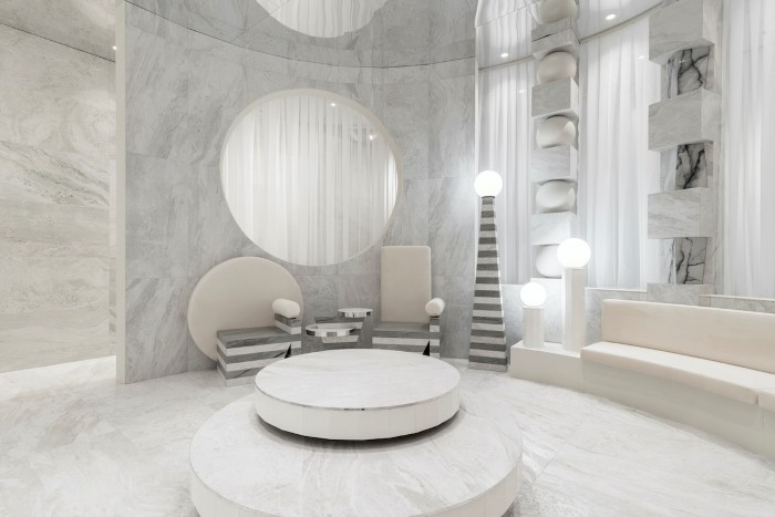 Masquespacio y su proyecto Roca Tile, la cara más fascinante de la cerámica en Cersaie 2021