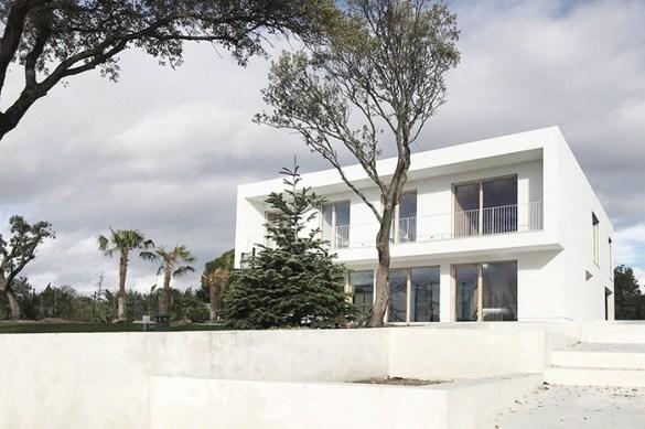 edificio sostenible moderno