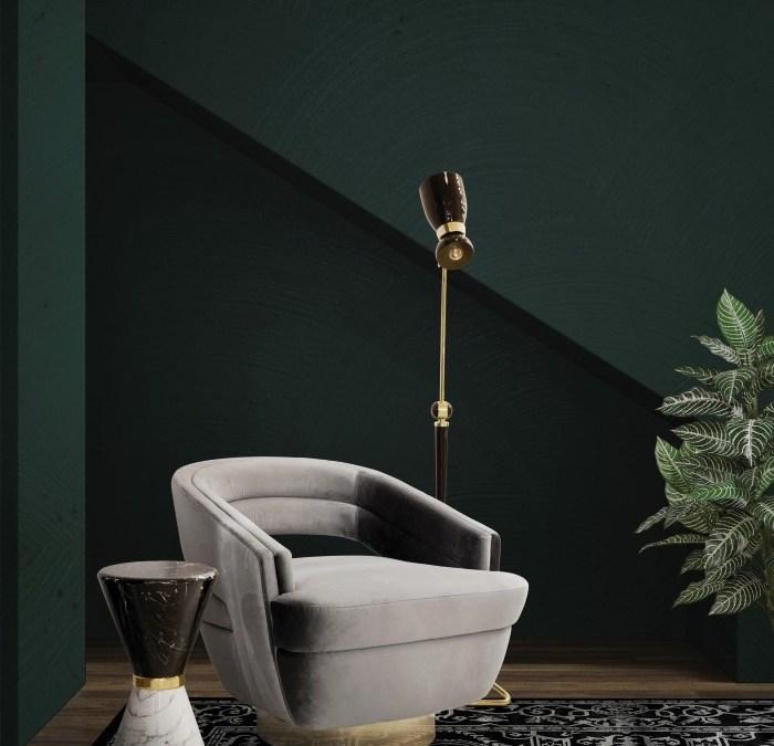 Verde bosque, un color en tendencia que rebosa elegancia