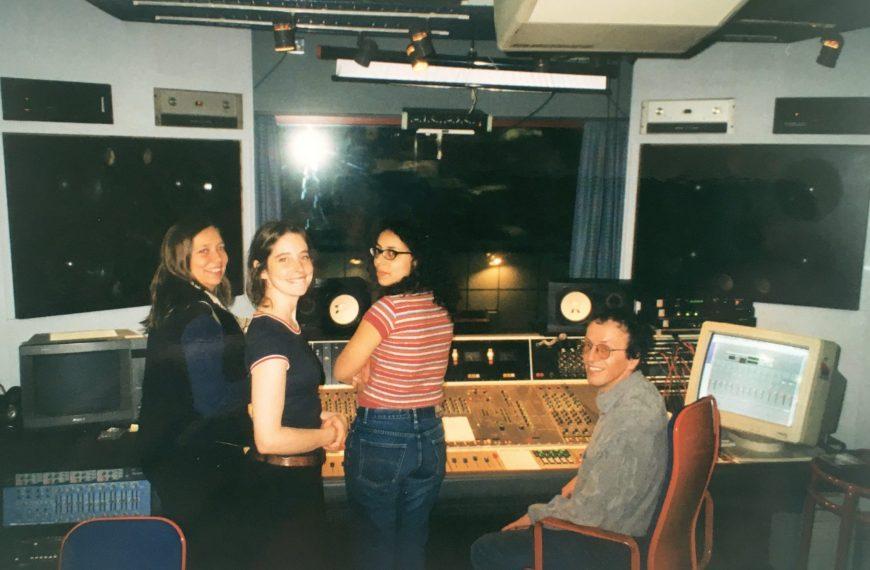 John Waterhouse & Our Recording Process