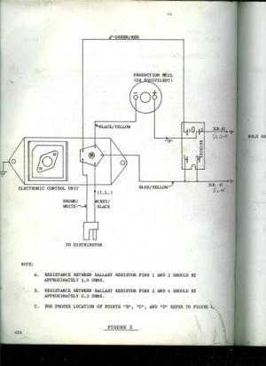 Points to electronic ignition???  Mopar Forums