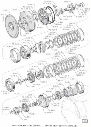 727 rear clutch problem  Mopar Forums