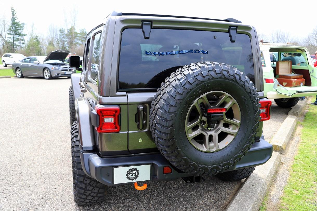 Jeep Wrangler J-Wagon Concept