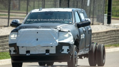Photo of 2020 Ram Heavy Duty starts to reveal its new face