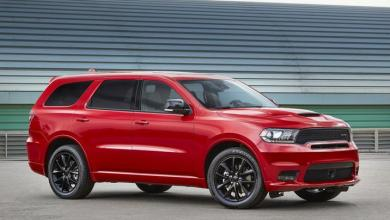 Photo of 2019 Dodge Durango R/T Pricing & Options List: