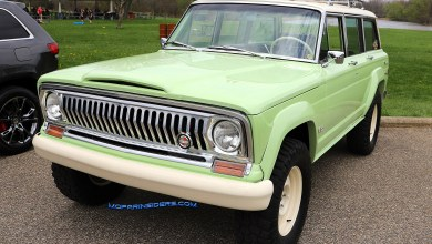 Photo of Jeep Wagoneer Roadtrip Concept – The Ultimate 1960s Adventure Vehicle: