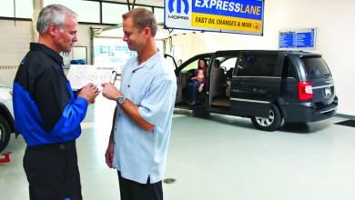 Photo of Mopar Celebrates One Decade of Express Lane Service!